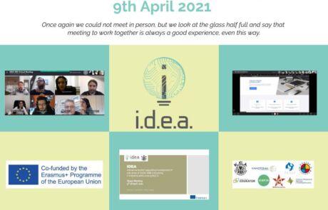 IDEA Virtual Meeting 3 Partners 3IDEA Virtual Meeting 3 SM