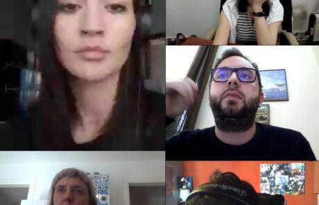 IDEA Virtual Meeting 3 Partners 3
